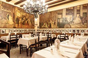 """Can Culleretes, cocina el """"menú especial 1786"""", com motivo de su 230 aniversario"""